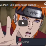 Phim naruto vs pain Full Fight Englist Subbeđ 720p Full HD