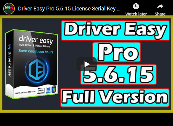 Driver Easy PRO Version 5 6 14 New License Key 2020
