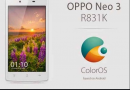 ROM Oppo Neo 3 R831K Free Firmwares up Recovery Download Rom gốc bản mới nhất